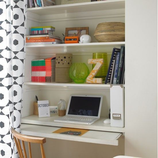 Home-office | Light and bright home | House Tour | PHOTO GALLERY | Ideal Home | Housetohome