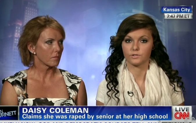 Melinda Coleman and her daughter, Daisy, went on CNN on Monday evening to talk about Daisy's alleged rape at the hands of a high school football player in Maryville, Missouri — a story that reminded us of Steubenville and has since captured the attention of the nation. And what they said doesn't match up to what officials have told us.
