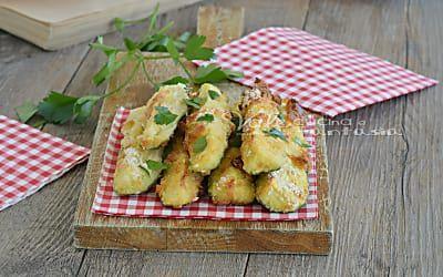Zucchine sfiziose al forno ricetta facile