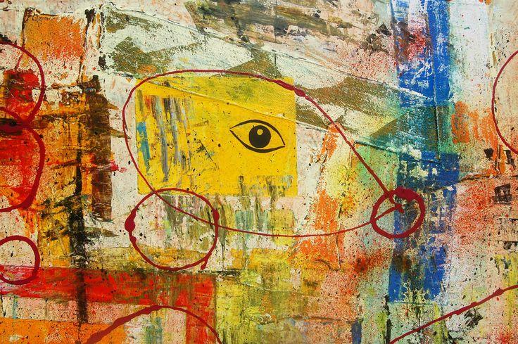 Se Abstrakt billedkunst på hjemmesiden: www.gallerivolfing.dk
