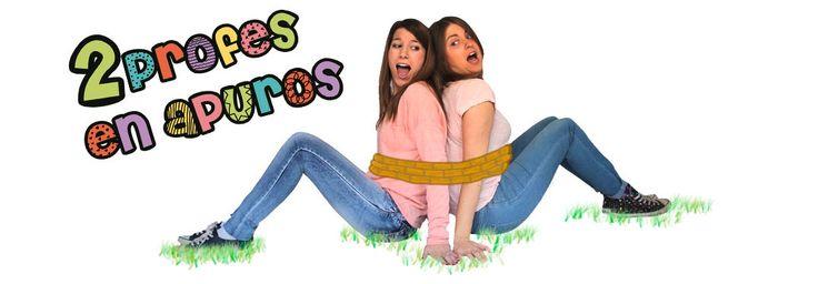 Anna y Carlota, las protagonistas del blog