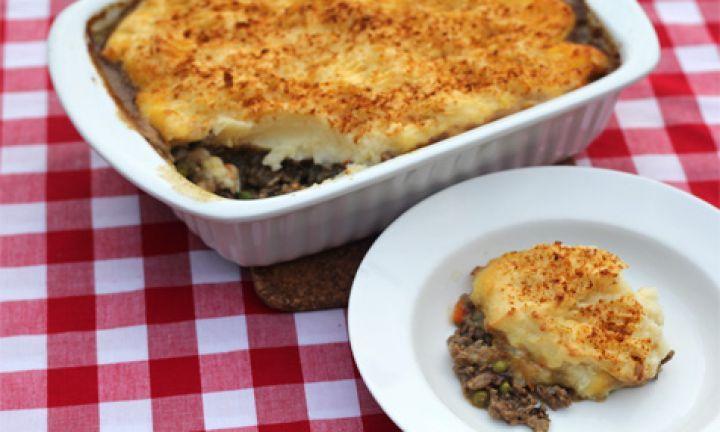 Healthy shepherd's pie - Kidspot