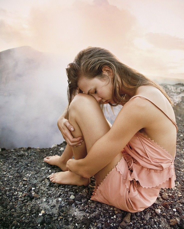 Supermodel Karlie Kloss travels to Nicaragua.