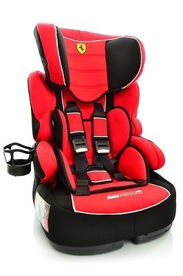 #Ferrari car seat sp rosso limited - #group i/ii/iii 9-36 kg the #latest model 20,  View more on the LINK: http://www.zeppy.io/product/gb/2/281468822906/