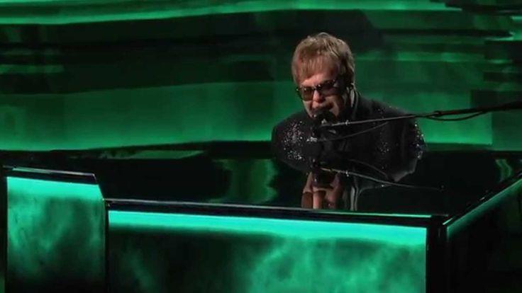 Elton John - Better Off Dead (The Million Dollar Piano | 2012) HD