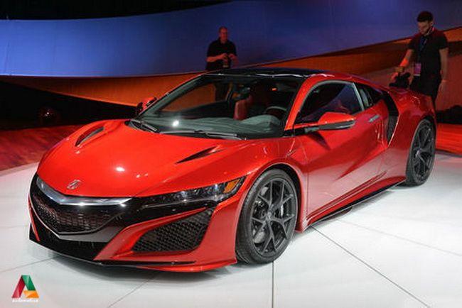 Acura NSX 2016 Show More Aggressive, Price Simply Fantastic www.asautoparts.com
