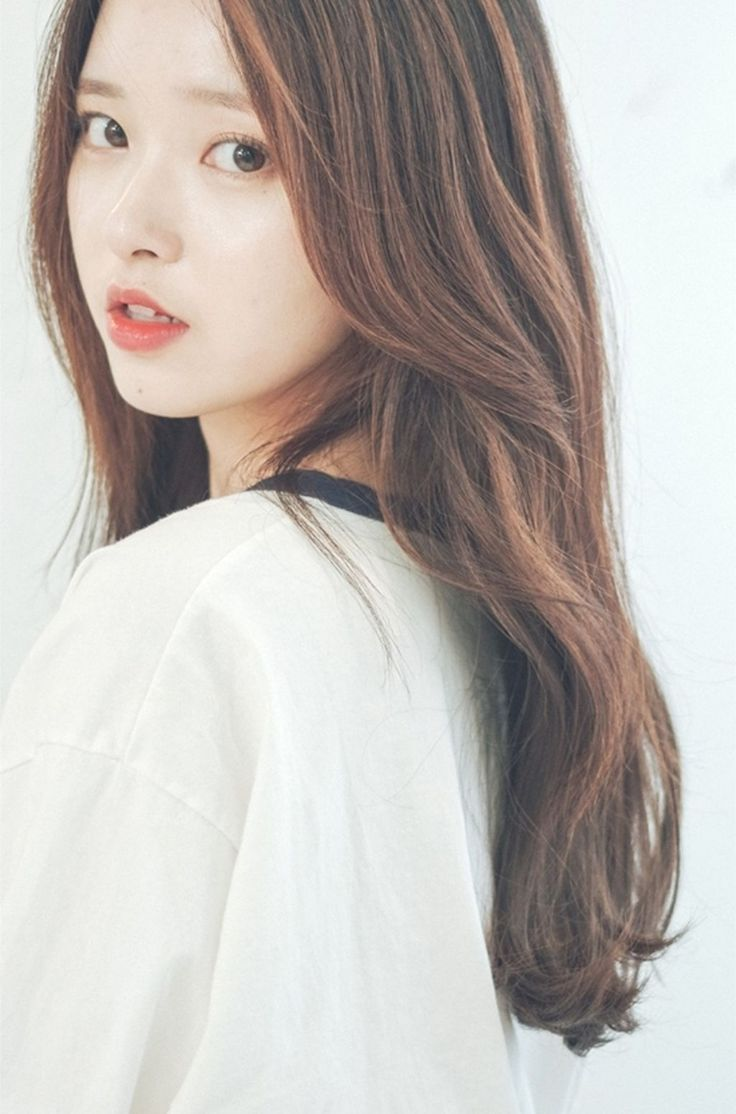 Korean Hairstyles Long Best Long Hairstyles For Asians  Korean