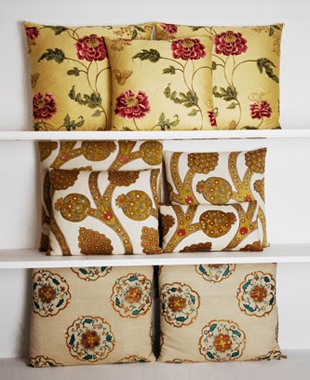 Rıfat Ozbek design pillows from deareast