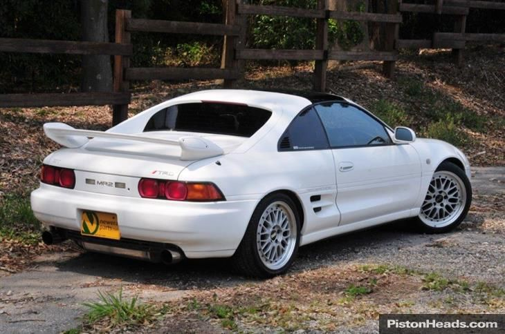 Used 1996 Toyota MR2 for sale in Essex Uk & Tokyo | Pistonheads