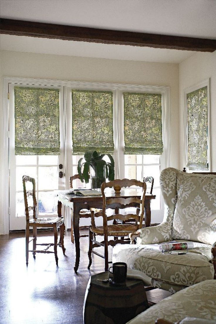 122 best fabric shades images on pinterest | fabric shades, window