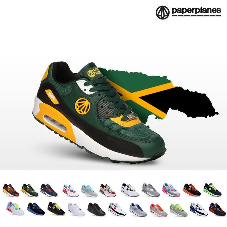PAPERPLANES PP1101 Air Cap Mens Training Running Shoes Athletic Sneakers Trainer