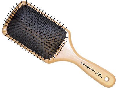 Hercules Sagemann Germany Detangling Paddle Hair Brush Pneumatic Cushion 13 Rows