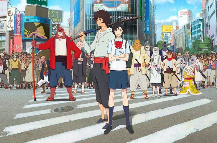 [ANIME] Two new trailers for Mamoru Hosoda's The Boy and the Beast anime movie - http://www.afachan.asia/2015/06/anime-two-new-trailers-for-mamoru-hosodas-the-boy-and-the-beast-anime-movie/
