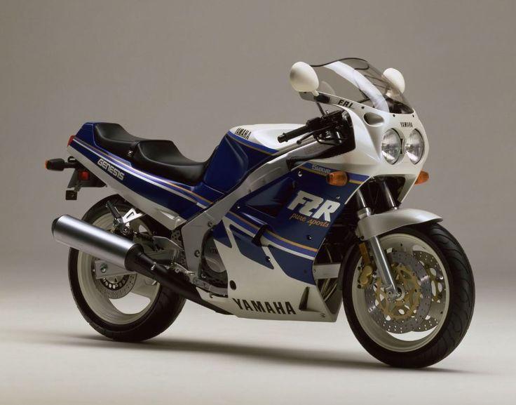 YAMAHA FZR1000 1988
