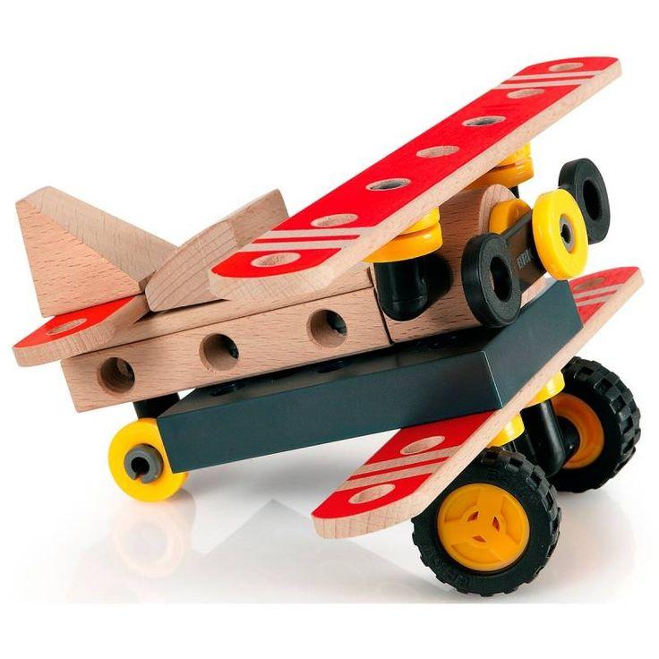 Dubbeldekker Brio Builder #speelgoed