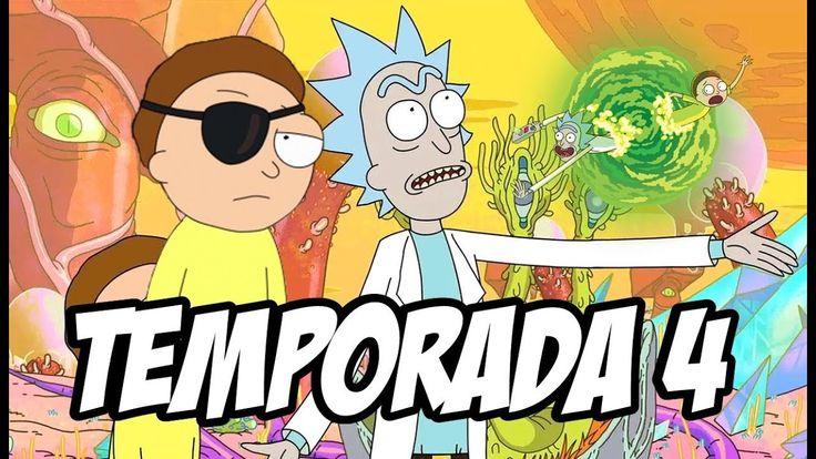Descargar Rick Y Morty Temporada 4 Completa Hd 1080p Latino Google Drive Mega Rick Y Morty Temporadas Rick Y
