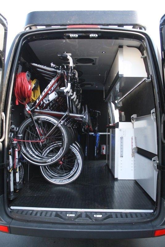 Scott Usa 05 Custom Built Sprinter Vans By Rb Components
