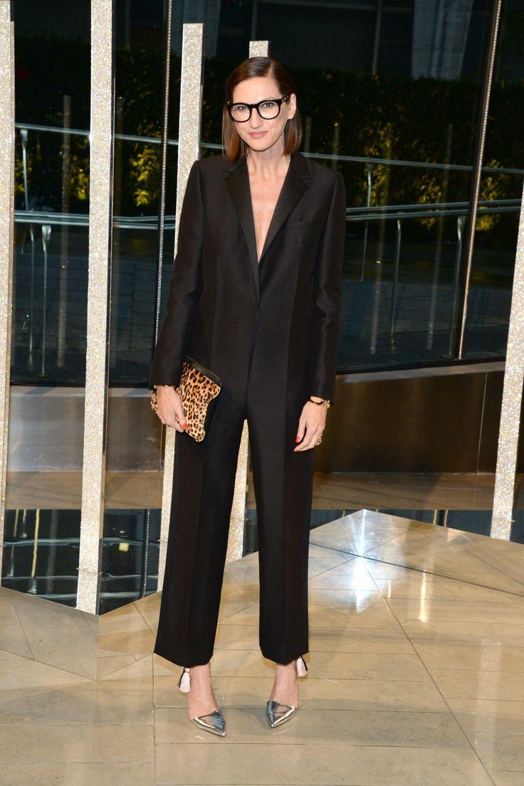Jenna Lyons at the 2015 CFDA Awards