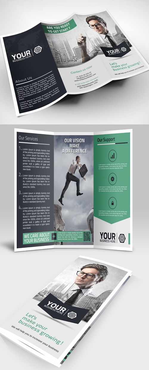 Best Brochure Images On   Brochure Ideas Editorial
