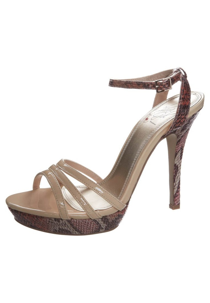 China Girl - LOPEZ - Sandaletter - Beige