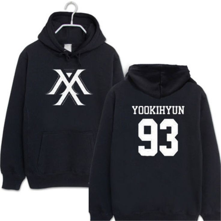 MONSTA X Hoodie  MINE MINE MINE When you live hoodie's and MONSTA X....
