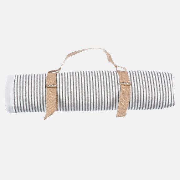 Cmon Thread Designs - Striped Picnic Blanket