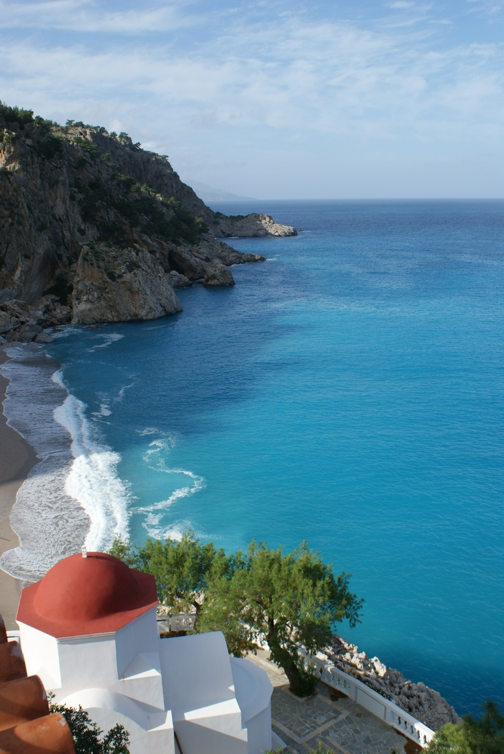 Kyra Panagia beach, Karpathos, Greece