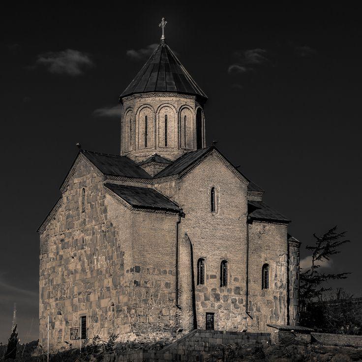 Metechi Church, Tbilisi by John Wright on 500px