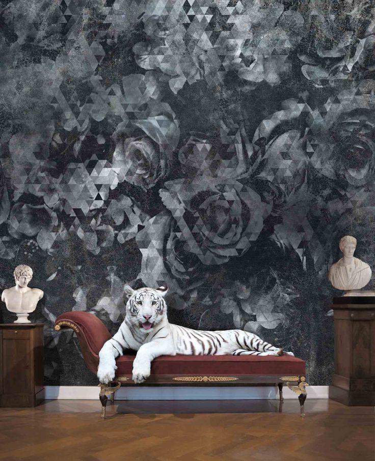 Parker 2017 Collection #interdema #wallpaper #design #Tecnografica #Italianwallpaper #interiordecoration #дизайн #современныйинтерьер #предметыинтерьера