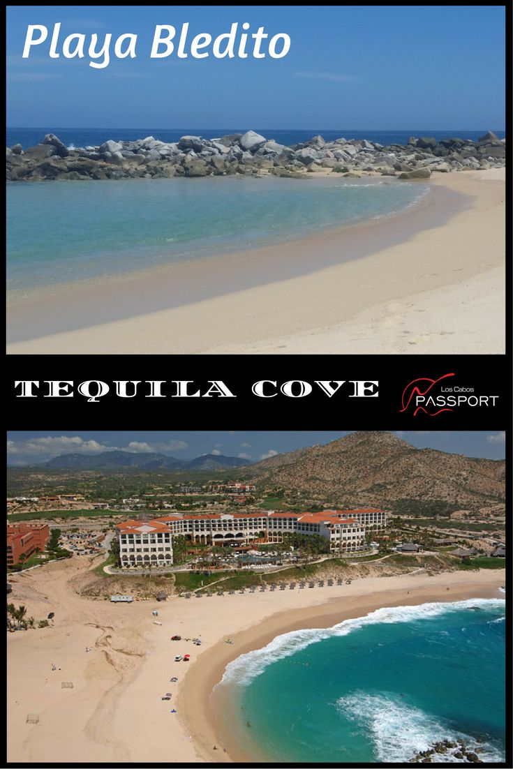 TEQUILA COVE Playa Bledito, also known as Tequila Cove