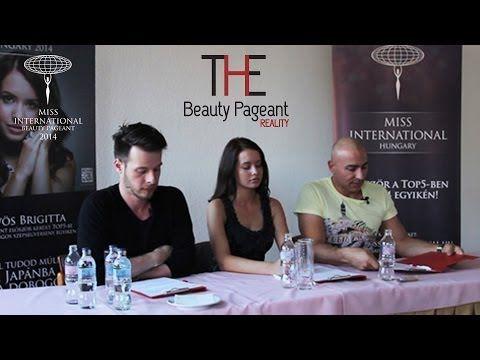 Az első kiszavazás - The Beauty Pageant Reality - Miss Internation Hungary 2014