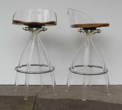 acrylic bar stools nz clear canada patchwork cushion