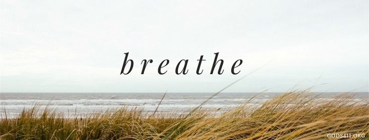 Breathe | Christian Facebook Cover