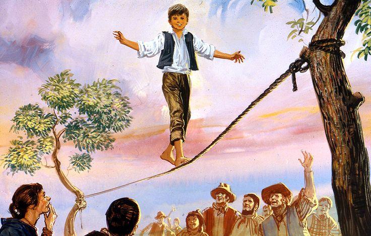 Nos preparamos para celebrar al santo de los #jóvenes, Don Bosco, quien fue un gran prestidigitador y saltimbanqui.