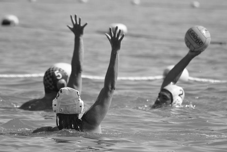 water polo beach Cavancha
