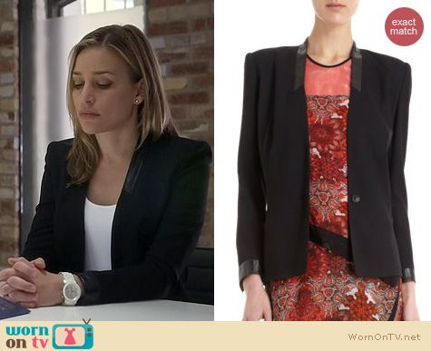 Piper Perabo Covert Affairs Wardrobe
