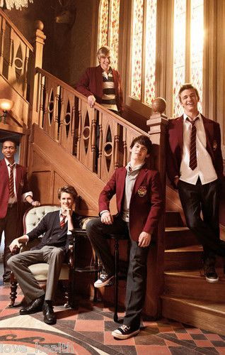 """HOUSE OF ANUBIS - BRAD KAVANAGH - BURKELY DUFFIELD - TEEN BOY ACTOR 4""""x6"""" PHOTO"""