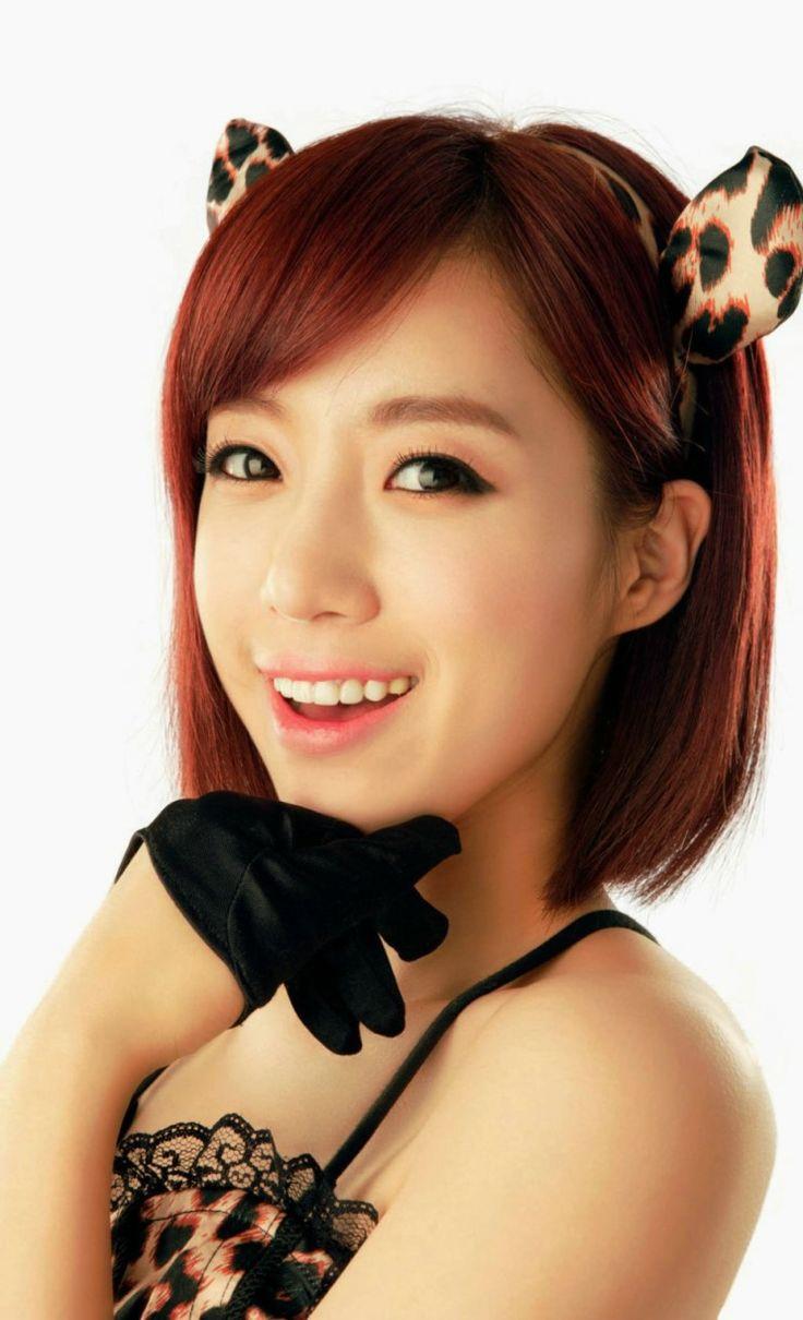 T-ara Eun-Jung 티아�...T Ara Number 9