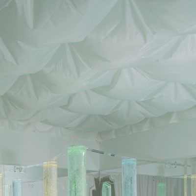 Ceiling Cloud - Finishing Touches - Multi Sensory Rooms - Rompa® - The home of Snoezelen® multi-sensory environments and sensory equipment.