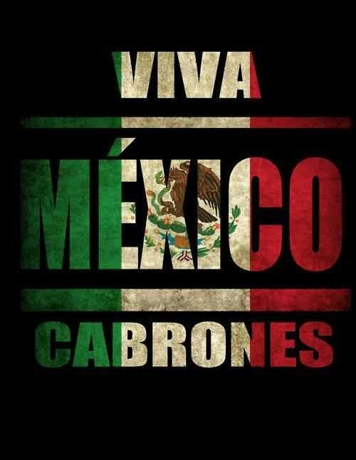 Viva Mexico!!