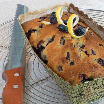 Cake aux camerises et citron . Montréal - damien Silbermann - chef privé - Retrouvez ma recette sur www.chefdamien.com