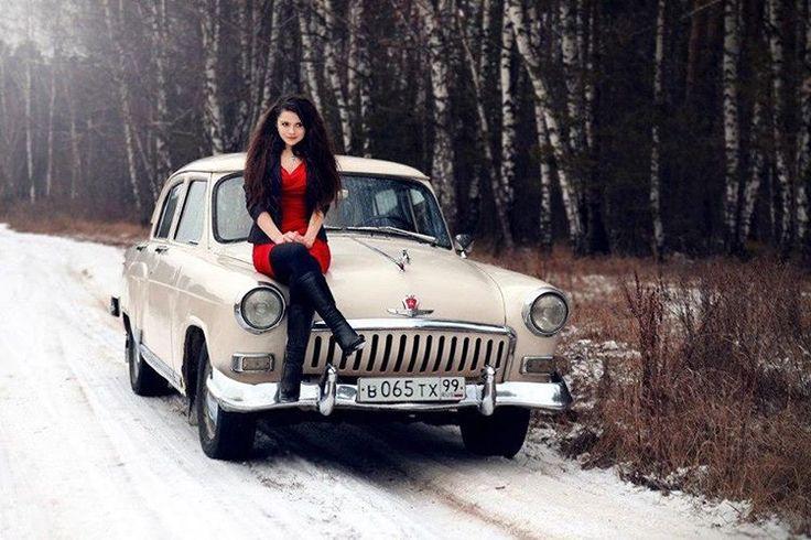 "ГАЗ-21 ""Волга"" / GAZ-21 ""Volga"" #девушки и #волга #gaz21 #volga21 #volga #газ #волга #волга21 #газ21 #partsfromussr"