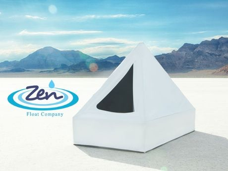 Enjoy the first isolation tank that ships inexpensively, assembles in any room and offers personal sensory deprivation.