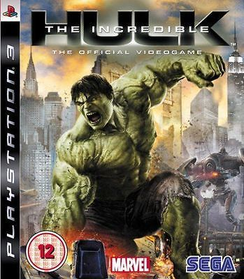 The #incredible hulk (sony #playstation 3, #2008),  View more on the LINK: 	http://www.zeppy.io/product/gb/2/172478904709/