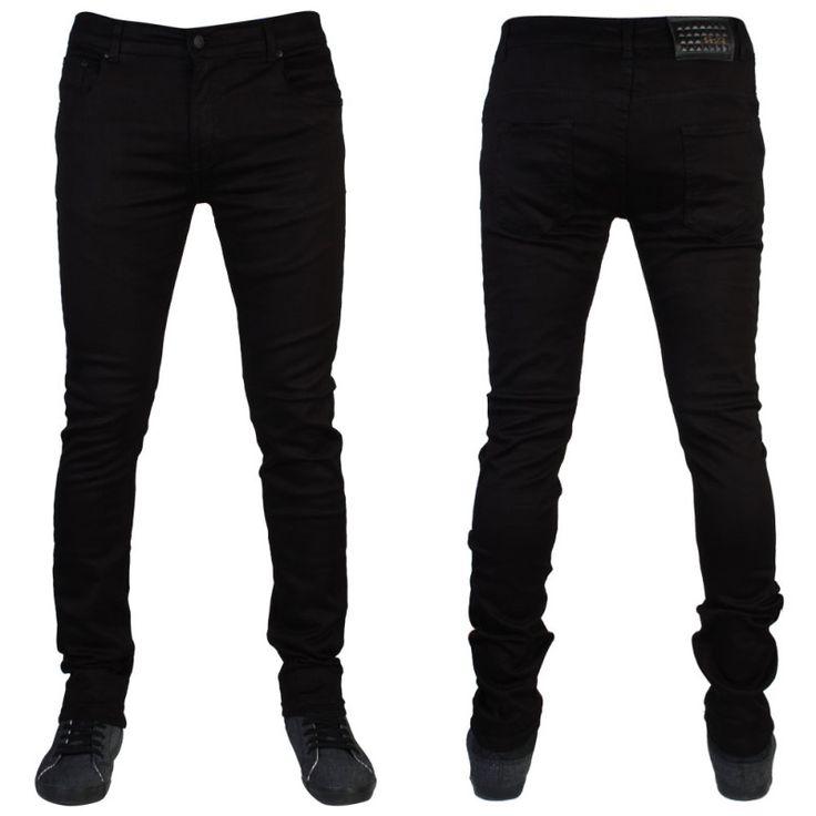 Mens Slim Fit Mens Skinny Jeans