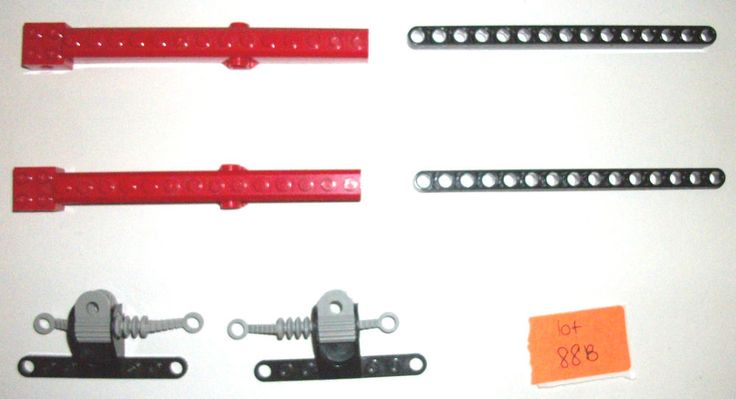 > > > $14.85 on sale limited time only < < <   LEGO Telecopic Arm 2792 7747 Technic Parts 57779 15 M Beam 2792 7747 7945 7207 #LEGO