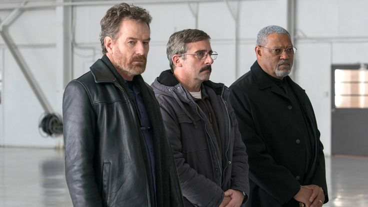 "Watch Last Flag Flying (2017) Full Movie Online for FREE. ⋗▹≗ In 2003, 30 years after they served together in the Vietnam War, former Navy Corps medic Larry ""Doc"" Shepherd (Steve Carell) re-unites with Former Marines Sal Nealon (Bryan Cranston) and Reverend Richard Mueller (Laurence Fishburne) on a different type of mission: to bury Doc's son, a young Marine killed in the Iraq War. Doc decides to forgo burial at Arlington Cemetery"