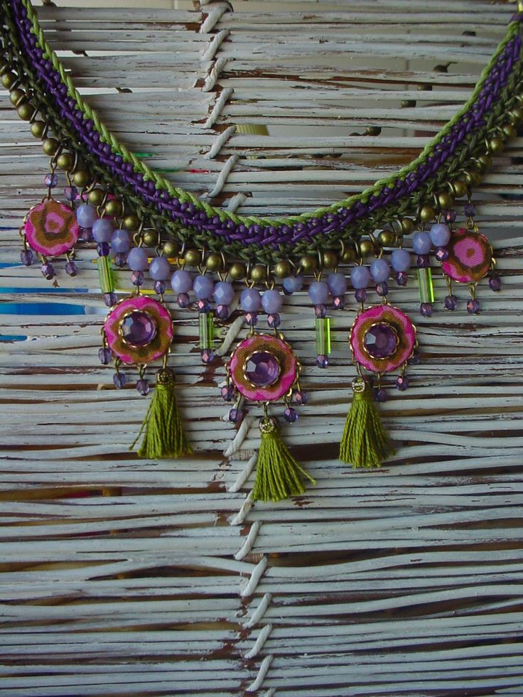 LIBURAN NECKLACE | Flickr - Photo Sharing!