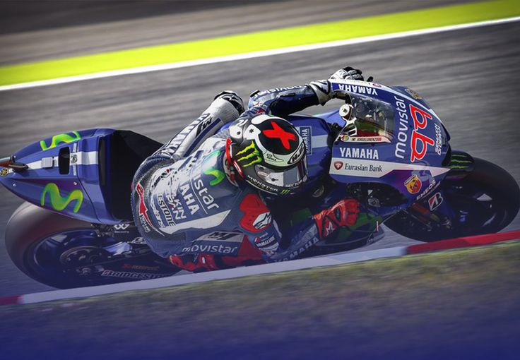 Jorge Lorenzo balapan motogp sirkuit Catalunya 2015