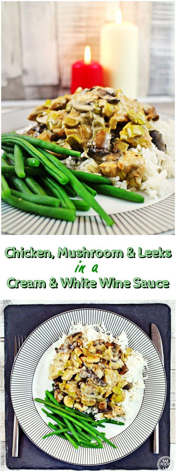 ... Mushroom Recipes on Pinterest | Mushrooms Recipes, Mushroom Soup